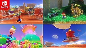 Nintendo Switch Consola 32Gb Gris + Super Mario Odyssey: Amazon.es ...