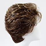 Uniwigs® Wholesale Price Kanekalon Synthetic Wigs, 830# Short Curly Classic, Hot Sell Items for Sale
