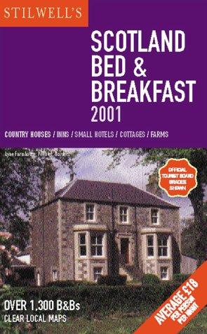 Stilwell's Scotland Bed & Breakfast 2001...