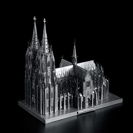 MQKZ DE Colonia Catedral 3D Tridimensional Modelo de ...