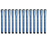 Winn Dri-Tac Junior Blue 13 Piece Golf Grip Bundle (