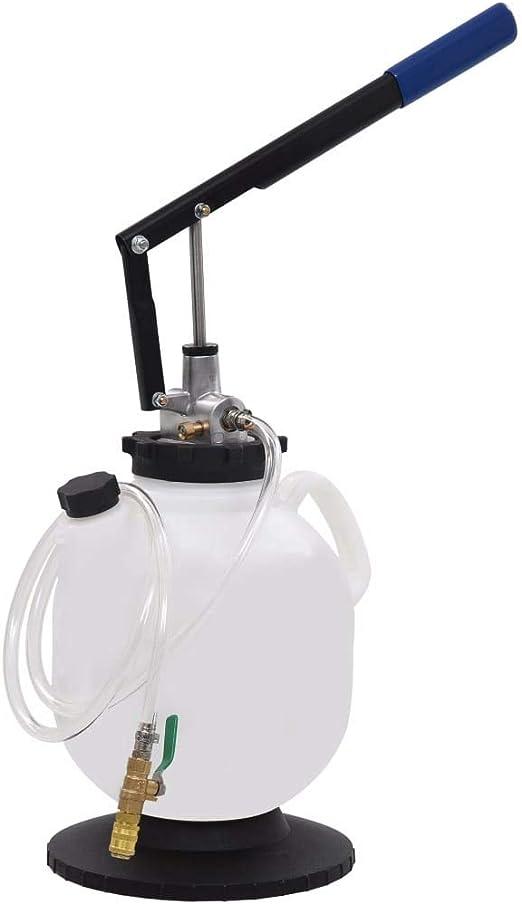 vidaXL Riempitore Fluido per Trasmissioni Set Attrezzi 7,5 L Distributore Olio