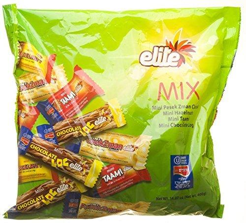 Elite Mix Mini Hazelnuts Mini Taami Mini Chocolate 14.07 Oz. Pack Of 1.