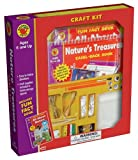 Nature's Treasures Craft Kit, Vincent Douglas and School Specialty Publishing Staff, 1588456285