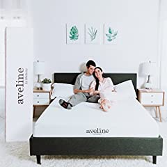 Take a deep breath and exhale because you've found your pathway to that perfect sleep with the Aveline 6 inch pressure relief king memory foam mattress. Topped with gel-infused memory foam to keep your body climate steady, this firm king matt...