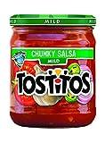 #1: Tostitos Chunky Salsa - Mild, 15.5 Ounce