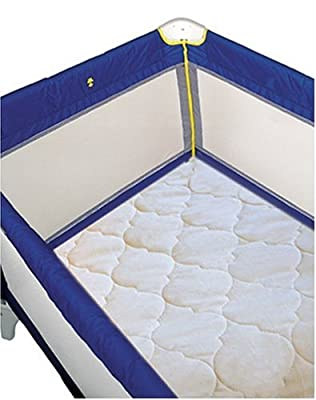 Snoozy Organic Cotton Waterproof PlayYard Pad by Priva, Inc.