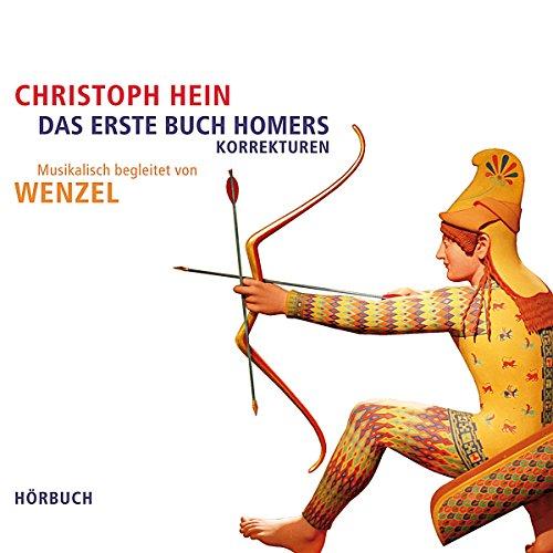 Das Erste Buch Homers-Korrekturen (Korrektur)