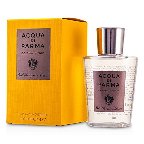 Acqua Di Parma Shampoo (Acqua Di Parma Colonia Intensa Hair & Shower Gel 200ml/6.7oz)