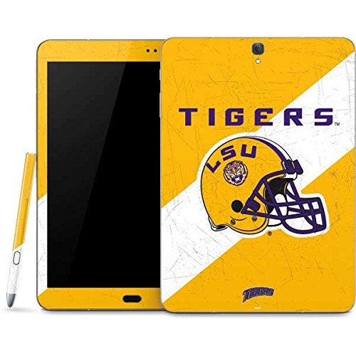 (LSU Galaxy Tab S3 (2017) Skin - LSU Tigers Helmet Vinyl Decal Skin For Your Galaxy Tab S3 (2017))