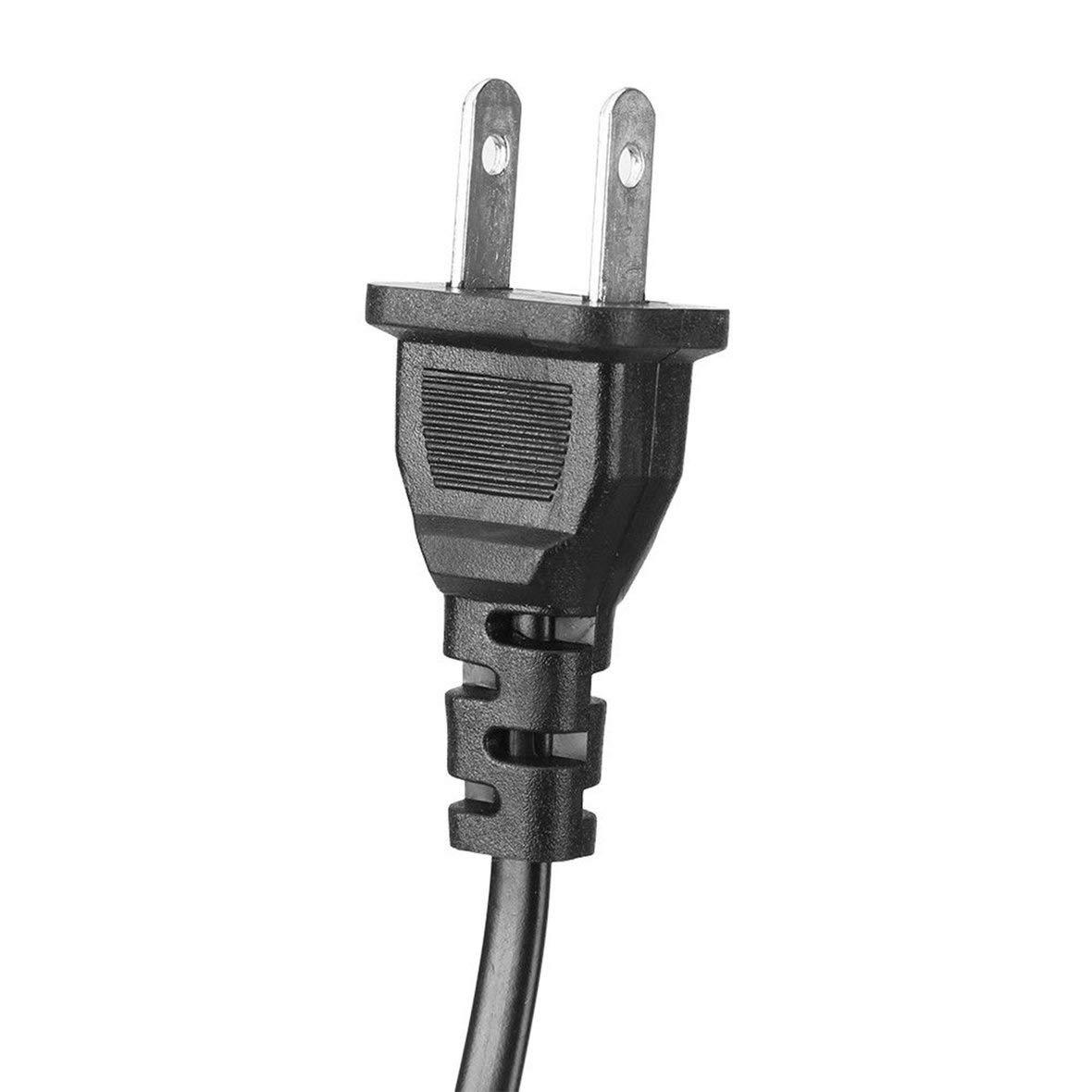 Heaviesk 48W 2A 1-24V Regolabile Adattatore di Potenza del Motore di Controllo della velocit/à Parti Spina Multifunzione Spina AC//DC Adattatore per apparecchiature elettriche