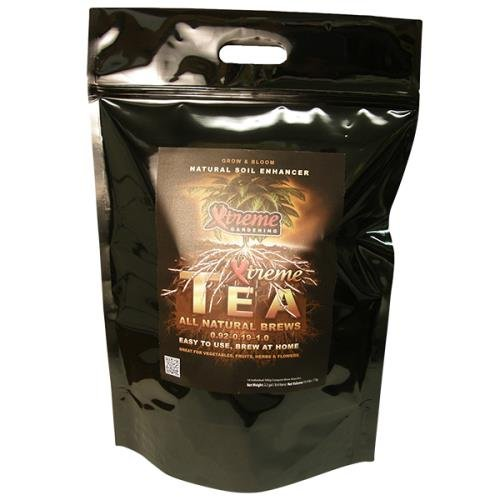 Xtreme Gardening Tea Brews 500 gm Packs 14/ct by Xtreme Gardening (Image #2)