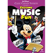 Classic Cartoon Favorites, Vol. 6 - Extreme Music Fun (1938)