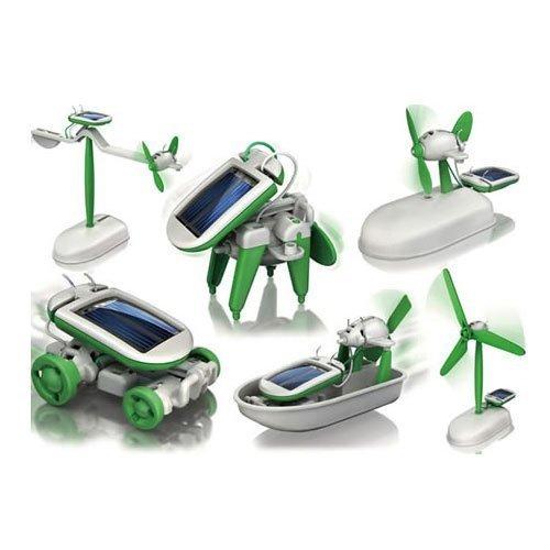 6 in 1 robot kit - 9
