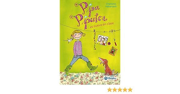 Pipa Piperton es nueva en clase Castellano - A Partir De 8 Años ...