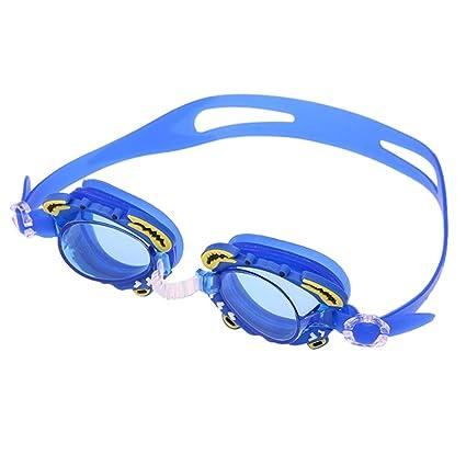 Piscina Niños Natación Qinmmropa De 3 15 Gafas Silicona Bucear Para Años NiñasJunior IYfvy76gb
