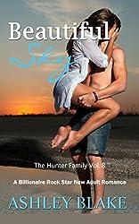Beautiful Sky (A Billionaire Rock Star New Adult Romance) (The Hunter Family Book 8)