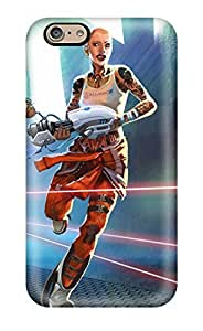 Awesome ENJOYCASE Defender Tpu Hard Case Cover For iphone 6 4.7- Portal Fan Art