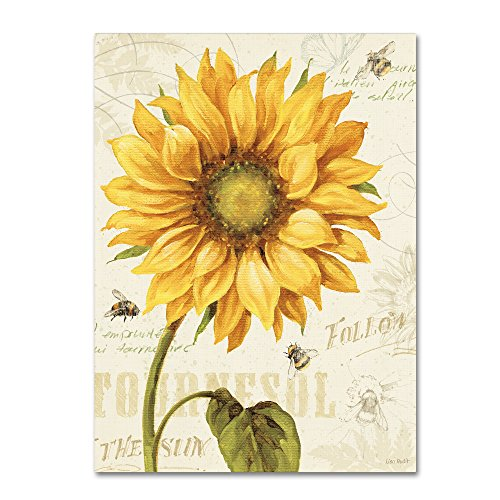 Under the Sun I Wall Decor by Lisa Audit, bee wall art