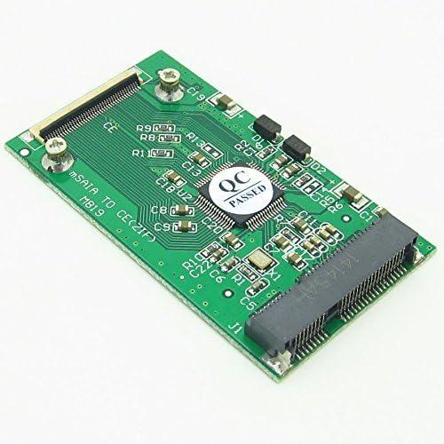 Pxyelec Konverter Adapter 50 Mm Msata Pci E Ssd Auf Elektronik