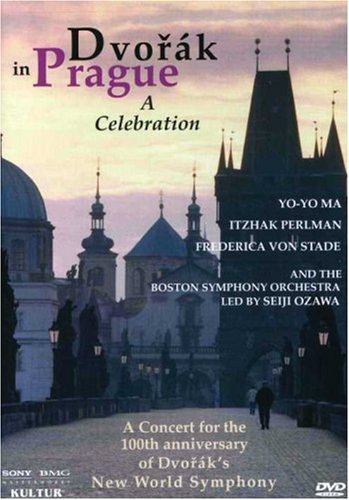 Dvorak in Prague -  A Celebration / Yo-Yo Ma, Itzhak Perlman, Frederica von Stade, Boston Symphony, Seizi - Boston Stores Ma In