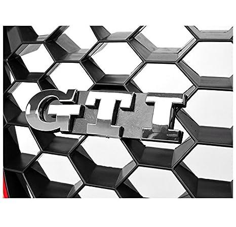 amazon zmautoparts vw gti gli jetta mk5 front main hex mesh 07 VW GTI Golf amazon zmautoparts vw gti gli jetta mk5 front main hex mesh bumper center grille w red strip automotive