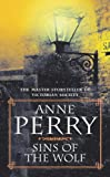 The Sins of the Wolf by Anne Perry front cover