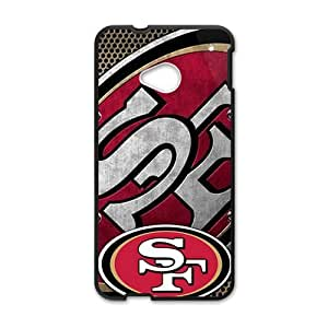 Happy NFL SF Cell Phone Case for HTC One M7