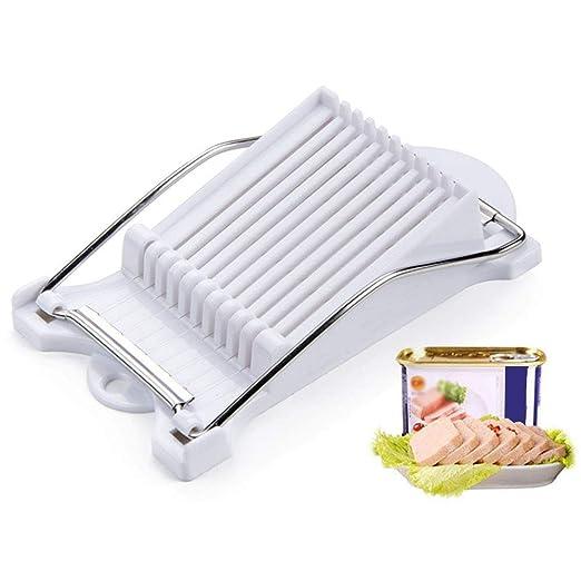 Cortadora De Carne para Almuerzo, Rallador De Queso Vegetal, Acero ...