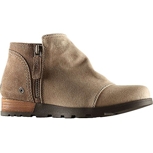 British Boot Low Tan 6 Sorel Womens Major Flax Iq1EWEwvT
