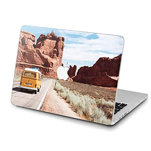 Lex Altern Newest MacBook Mac 15 Pro Air 13 inch 11 12 2018 Realistc Grand Canyon Case A1989 A1708 2017 Retina Smart Nature Arizona Cover Girly Hard Shell Apple 2015 -