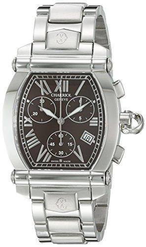 charriol-womens-columbus-swiss-quartz-stainless-steel-dress-watch-colorsilver-toned-model-060t100t00