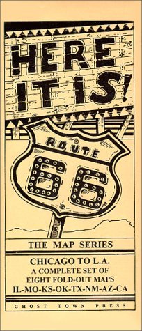 Download Here It Is! The Route 66 Map Series ebook
