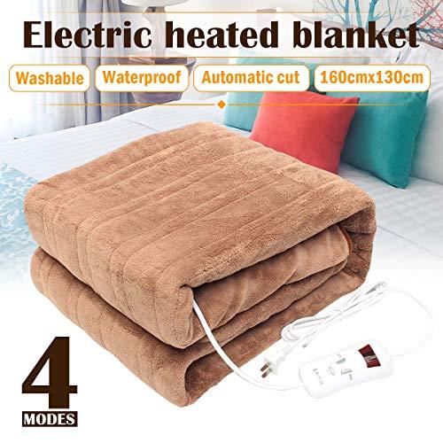 Viet-ST Electric Heaters - 160x130cm Electric Blanlet Mat 22