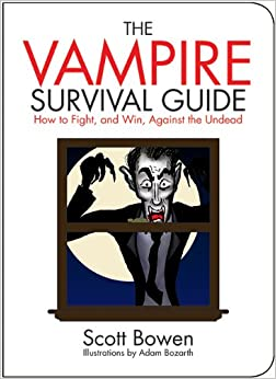 Book The Vampire Survival Guide: How to Fight, and Win, Against the Undead