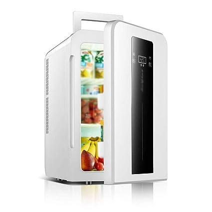 Amazon.es: HDZWW Mini refrigerador y calentador de 22 litros de ...