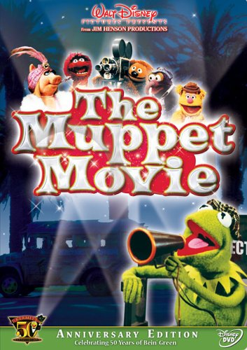 Amazon.com: The Muppet Movie: Kermit's 50th Anniversary Edition ...