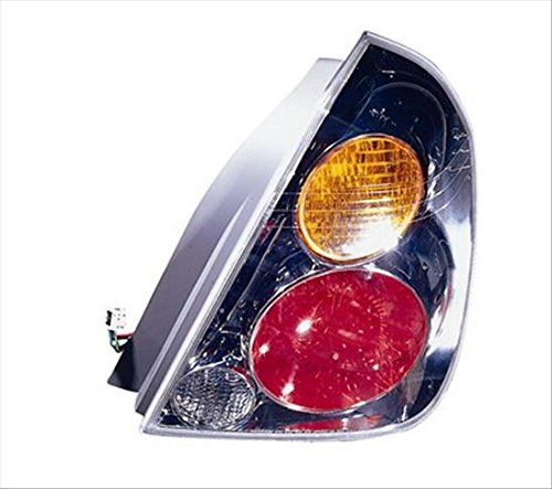 Partslink NI2801154 OE Replacement Tail Light Assembly NISSAN ALTIMA 2002-2004 Multiple Manufacturers NI2801154N