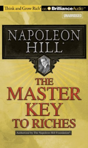 The Master Key to Riches by Napoleon Hill (2012-11-01)