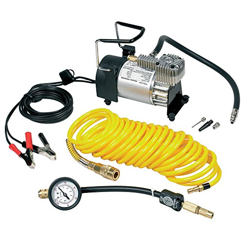 Ring RAC900 Heavy Duty Tyre Inflator, Air Compressor with 7m extendable...