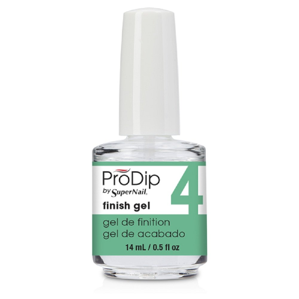 SuperNail ProDip - Finish Gel - 14 ml/0.5 oz