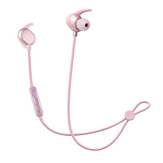9 opinioni per Cuffie Bluetooth, ULAK Wireless V4.1 Sport In-Ear Earphones con Microfono Noise