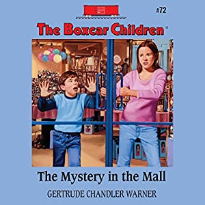 The Mystery in the Mall Audiobook