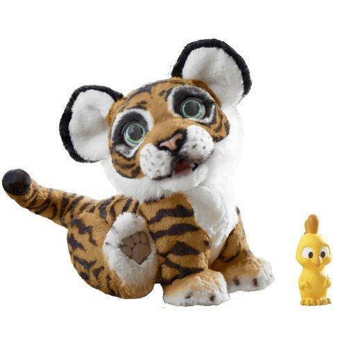 FurReal Roarin 'Tyler The Playful Tiger InterActive Fun and Play Pet giocattolo per bambini con 100 + suono e movimento combinazioni