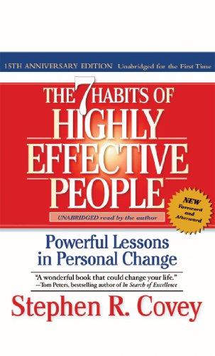 The 7 Habits of Highly Effective People (Unabridged Audio Program)