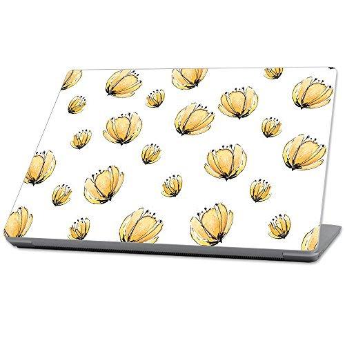 【格安saleスタート】 MightySkins Protective Durable Poppy) and Unique for Vinyl wrap cover - Skin for Microsoft Surface Laptop (2017) 13.3 - Yellow Poppy White (MISURLAP-Yellow Poppy) [並行輸入品] B0789784JK, 四街道市:6d76a6c0 --- a0267596.xsph.ru