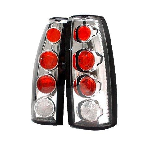 smoked housing 3d u bar led brake tail light for 88 00 gm c k c10 spyder auto chevy c k series 1500 2500 3500 chevy tahoe
