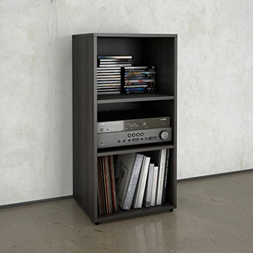 Nexera 220230 Allure 2-Shelves Bookcase, ()