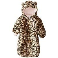 Carter's Baby Girls' Carbag, Cheetah, 0 6 Months