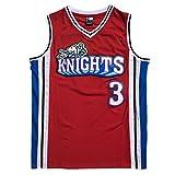 MOLPE Calvin Cambridge 3 Basketball Jersey S-XXXL Red (M)